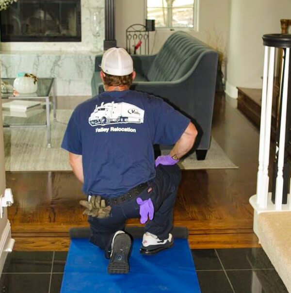 Full-service moving company our customers residential mover