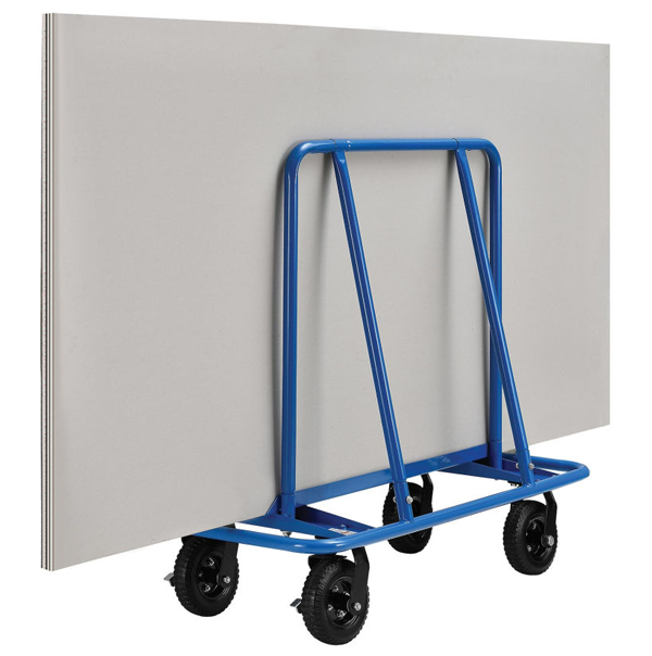 Partition Cart for moving San Francisco Office Businesses cubicles