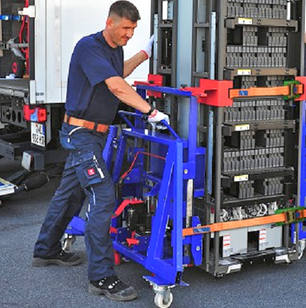 IT Server Relocation performed by Valley Relocation San Jose Mover
