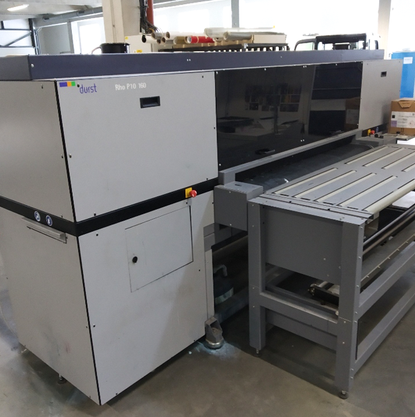 Large Commercial Printer needs to be moved