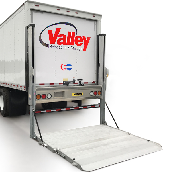 Professional Movers have trucks with lift gates essential moving equipment