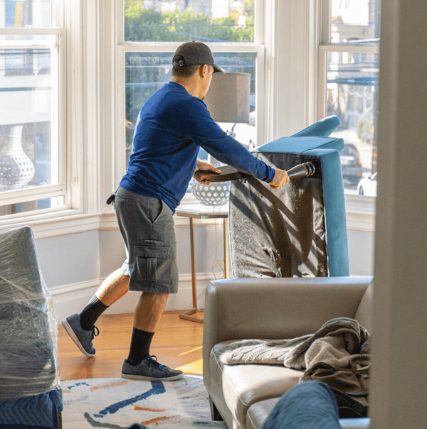 The best apartment moving companies in San Francisco