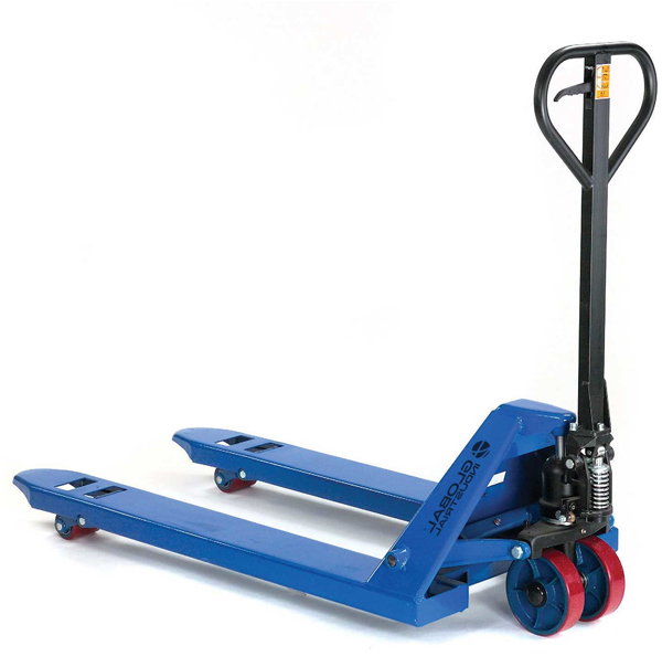 Moving equipment must for pallets is a Pallet Jack