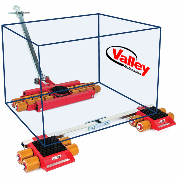 Essential Mover Equipment is a rigging system