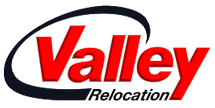 Moving Company Valley Relocation and Storage Official Logo