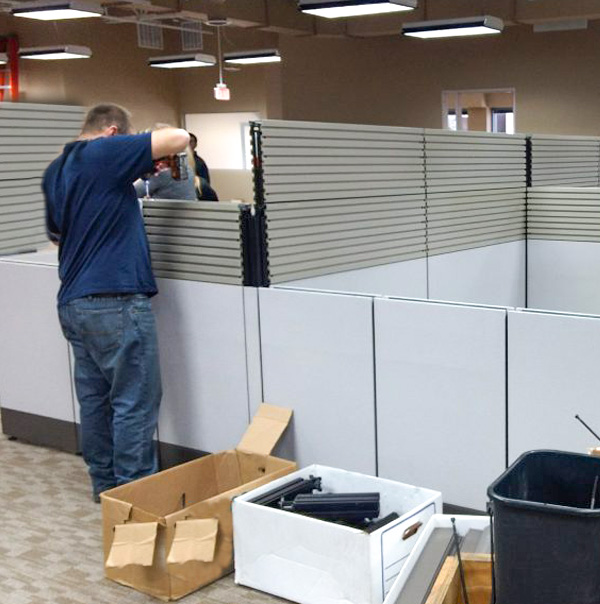 Office Moving Tips keep staff out of the office on move day