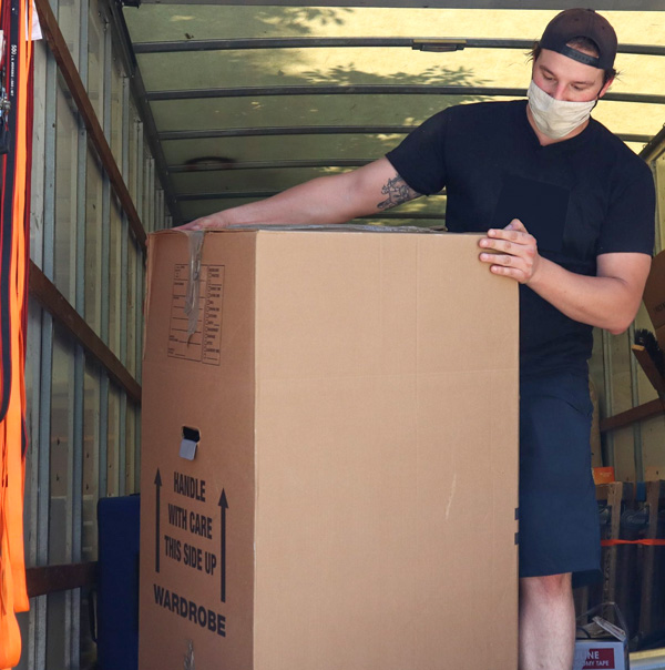 Job and Career Professional Mover for Moving Logistics Company