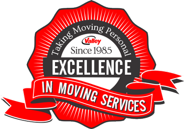Household Mover and North American Van Lines Agent Valley Relocation